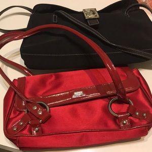 Ralph Lauren and Xoxo purse